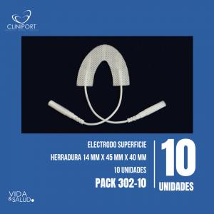 Electrodo Piso Pelvico Herradura pequeño