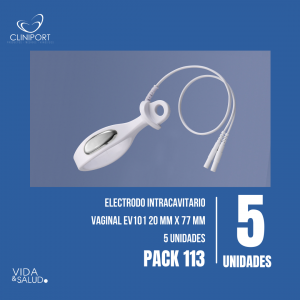 Pack Electrodo Vaginal